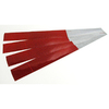 PETERSON 4-Pack 18-in Red Reflective Stripes