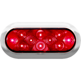 PETERSON Peterson Mfg.10-Diode LED Stop, Turn and Tail Light
