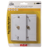 RCA Coax Cable Wall Jack