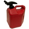Blitz 2.50-Gallon Plastic Gasoline Can