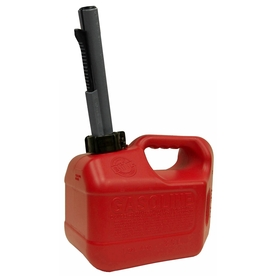Blitz 1-Gallon Plastic Gas Can