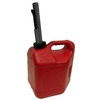Blitz 2-Gallon Plastic Gasoline Can