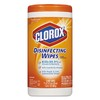 Clorox Disinfecting Wipes 75-Count Orange All-Purpose Cleaner