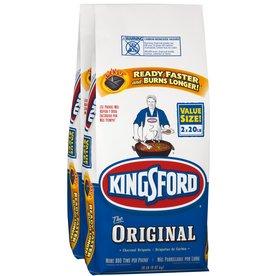 Kingsford 2-Pack 40 lb Charcoal Briquettes 4460030479