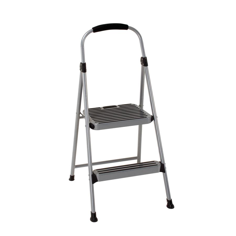 shop cosco 2 step steel step stool at. Black Bedroom Furniture Sets. Home Design Ideas