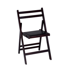 steel wood slat folding chair from lowes chairs seating furniture