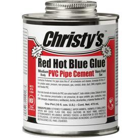 Christy's 16-fl oz PVC Cement