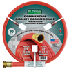 FLEXON 5/8-in x 50-ft Contractor-Duty Garden Hose