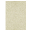 Shaw Living 7-ft 6-in x 5-ft Natural Wooly Bully Area Rug