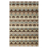 Shaw Living 8-ft x 10-ft Java Light Luna Area Rug