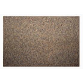 Nance Nance Carpet Brown Rectangular Indoor/Outdoor Tufted Area Rug (Common: 4 x 6; Actual: 48-in W x 72-in L)