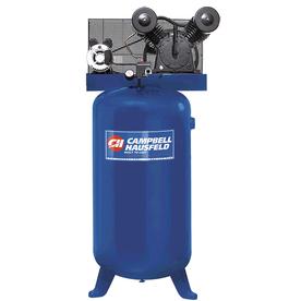 Campbell Hausfeld 5-HP 80-Gallon 140-PSI 240-Volt Vertical Electric Air Compressor