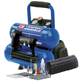 Campbell Hausfeld 0.33-HP 2-Gallon 100-PSI Electric Air Compressor