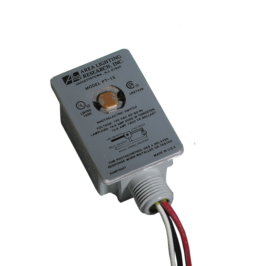Shop Utilitech ALR Fixed Base Photocell at Lowes.com