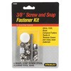 Stanley 14-Pack 3/8-in Metal Grommets