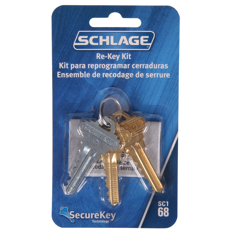 Shop The Hillman Group Schlage Rekey Kit At