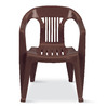US Leisure Resin Patio Dining Chair