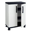 enviro elements 37-in H x 27-in W x 15-in D Resin Multipurpose Cabinet