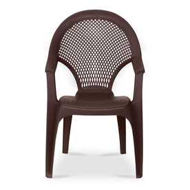 shop us leisure cappuccino slat seat resin stackable patio