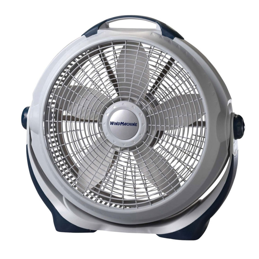 Shop lasko 20 in 3 speed high velocity fan at for Lasko fans
