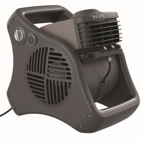 Lasko 14.85-in 3-Speed Oscillation Misting Misting Fan