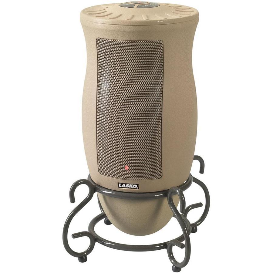 Shop Lasko 5 115 Btu Ceramic Tower Electric Space Heater