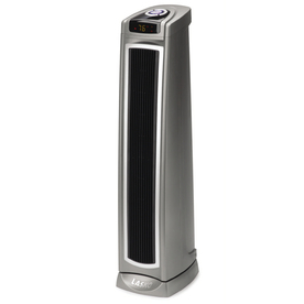 Lasko Ceramic Tower Electric Space Heater with Thermostat