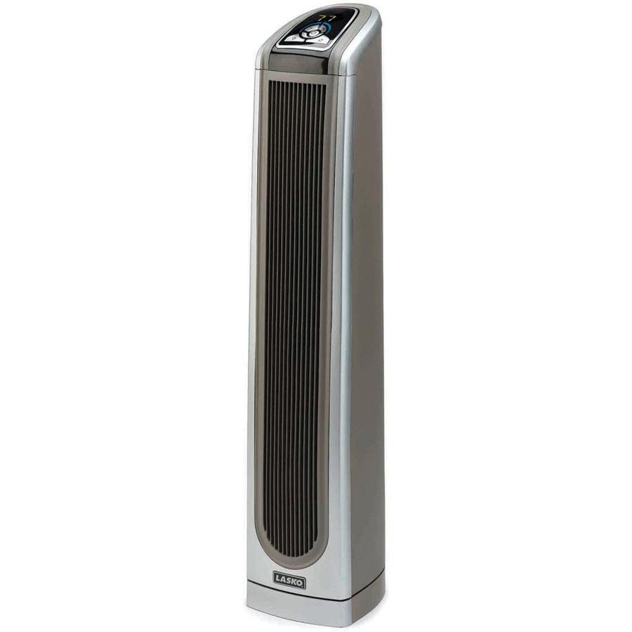 Shop Lasko 5118 BTU Ceramic Tower Electric Space Heater