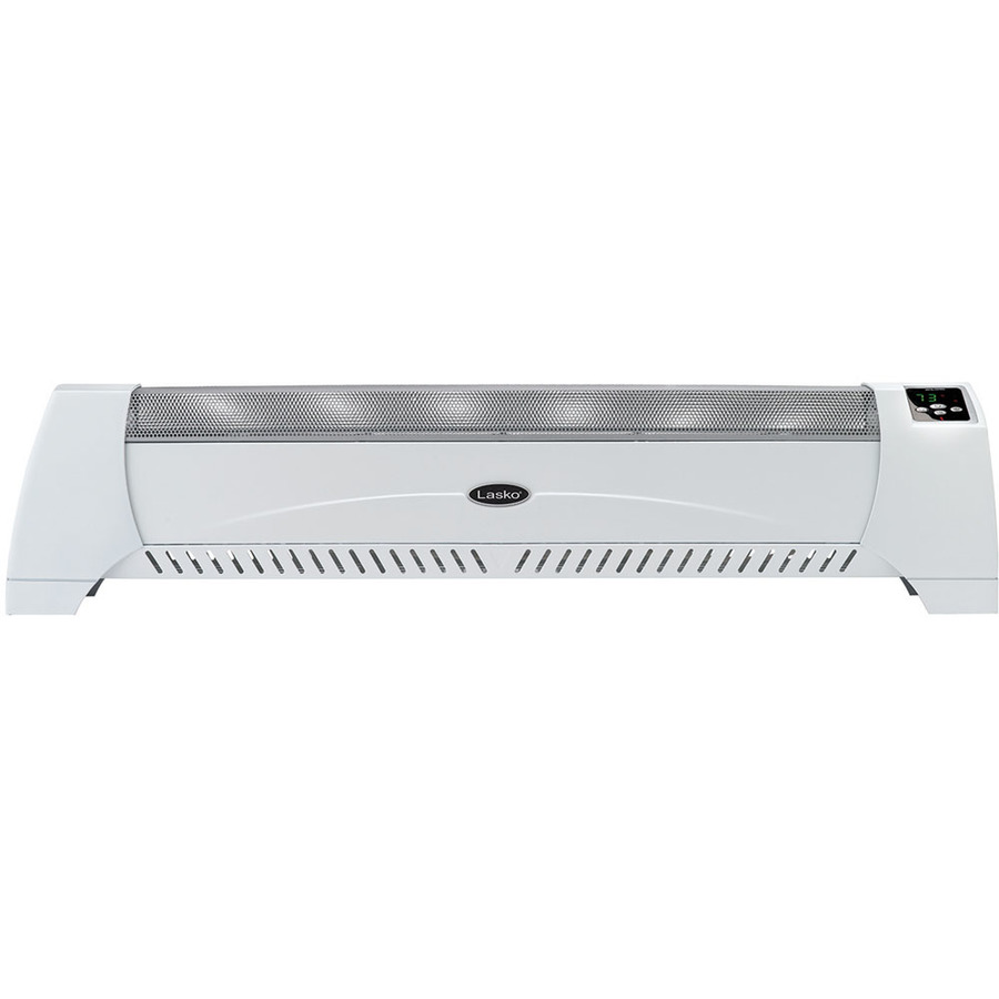 Shop Lasko 5,118-BTU Convection Baseboard Electric Space Heater with