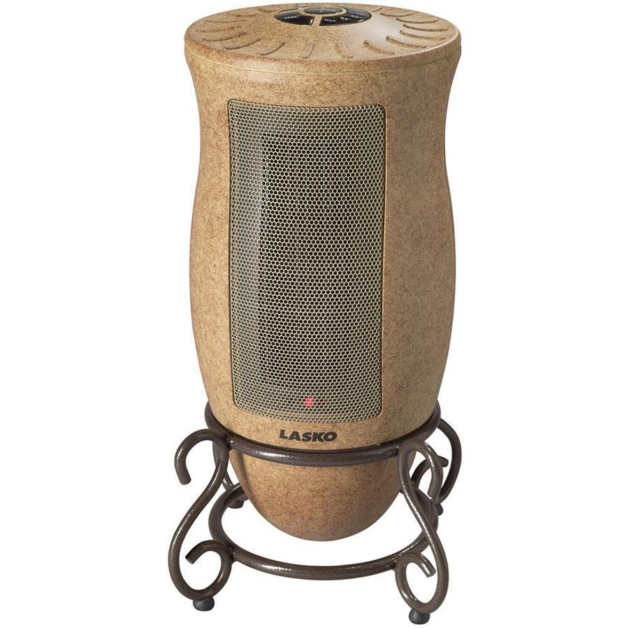 Shop Lasko 5115 BTU Ceramic Tower Electric Space Heater