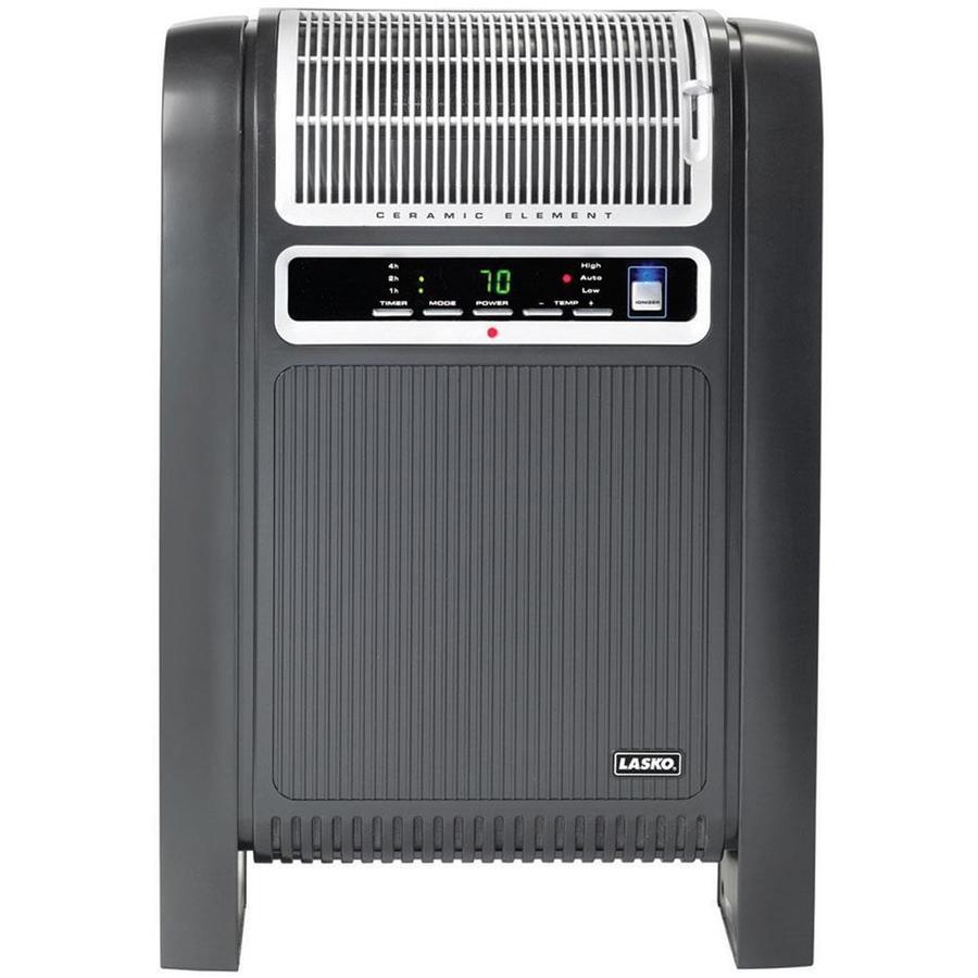 Shop Lasko 5118 BTU Ceramic Cabinet Electric Space Heater