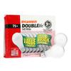 SYLVANIA 8-Pack 75-Watt A19 Medium Base (E-26) Soft White Dimmable Incandescent Light Bulbs