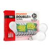 SYLVANIA 8-Pack 100-Watt A19 Medium Base (E-26) Soft White Dimmable Incandescent Light Bulbs