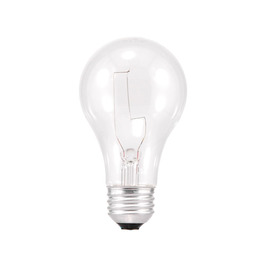 SYLVANIA 2-Pack 60-Watt A19 Medium Base (E-26) Soft White Dimmable Incandescent Light Bulbs