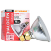 SYLVANIA 75-Watt Xenon PAR38 Warm White Outdoor Halogen Flood Light Bulb