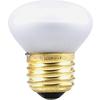 SYLVANIA 25-Watt R14 Medium Base (E-26) Soft White Dimmable Incandescent Flood Light Bulb