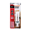 SYLVANIA 5-Watt (40W) Double Tube Plug-in Base Soft White (2700K) CFL Bulb