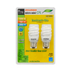 SYLVANIA 2-Pack 10-Watt (40W) Spiral Medium Base Soft White (2700K) CFL Bulbs ENERGY STAR