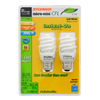 SYLVANIA 2-Pack 13-Watt (60W) Spiral Medium Base Soft White (2700K) CFL Bulbs ENERGY STAR