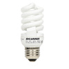 SYLVANIA 12-Pack 13-Watt (60 W) Spiral Base Soft White (2700K) CFL Bulbs ENERGY STAR
