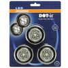 SYLVANIA 3-Pack LED Night Lights
