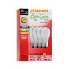 SYLVANIA 4-Pack 43-Watts A17 Medium Base Soft White Light Bulbs