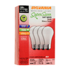 SYLVANIA 4-Pack 72-Watt A19 Medium Base (E-26) Soft White Dimmable Halogen Light Bulbs
