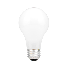 SYLVANIA 4-Pack 72-Watts A17 Soft White Light Bulbs