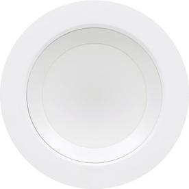 SYLVANIA Ultra 65-Watt Equivalent White Trim LED Recessed Retrofit Downlight (Fits Housing Diameter: 6-in)