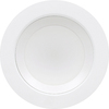 SYLVANIA 6-in White Integrated LED Disk Recessed Lighting Kit