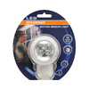 SYLVANIA White LED Night Light with Motion-Sensor and Auto On/Off