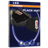 SYLVANIA LED Black Placemat