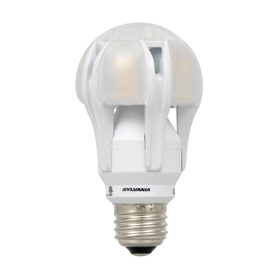SYLVANIA 8-Watt (40W Equivalent) 2700K A19 Medium Base (E-26) Dimmable Soft White Indoor LED Bulb