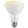 SYLVANIA Lightify 9.5-Watt (65W Equivalent) 2,700K BR30 Medium Base (E-26) Soft White Dimmable Indoor LED Flood Light Bulb with Built-In WiFi